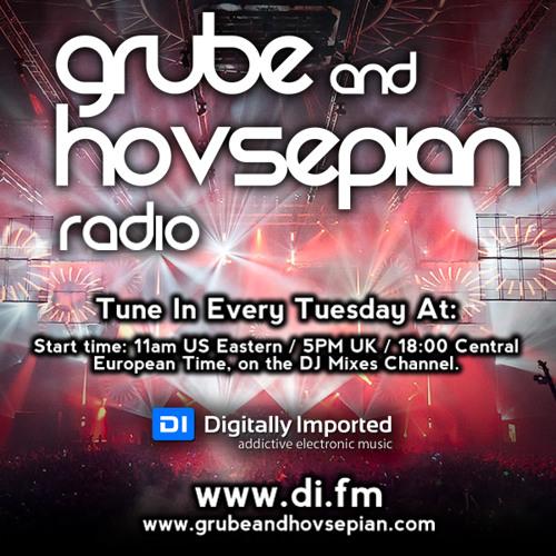 Grube & Hovsepian Radio - Episode 157 (July 09, 2013)
