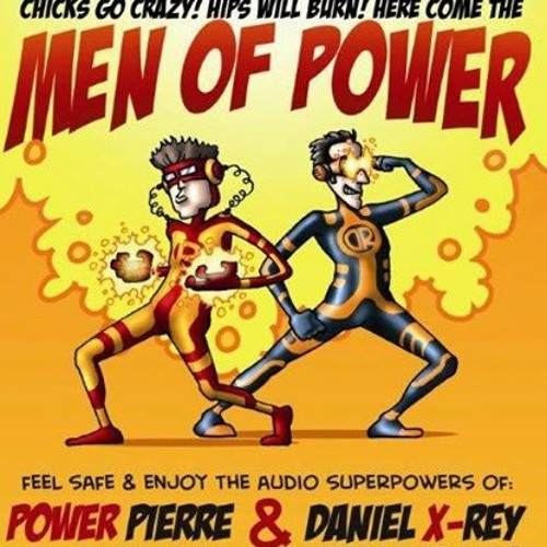 Pierre & Daniel Rey aka Men Of Power Live @ Electroosho / Stammheim Night