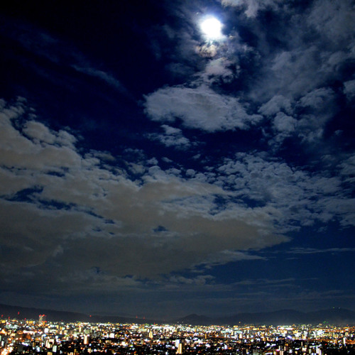 Jacques Mueller - once in a blue moon in the deep of the night