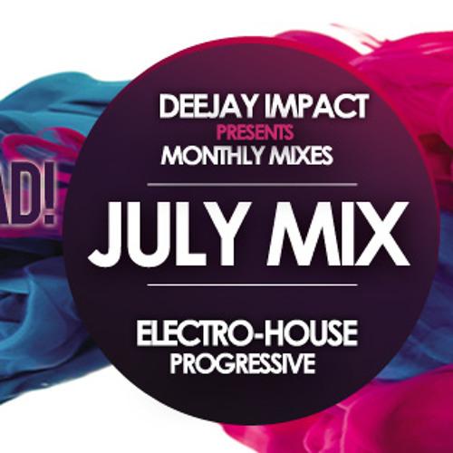 Deejay Impact JULY (Promo Mix) 2013