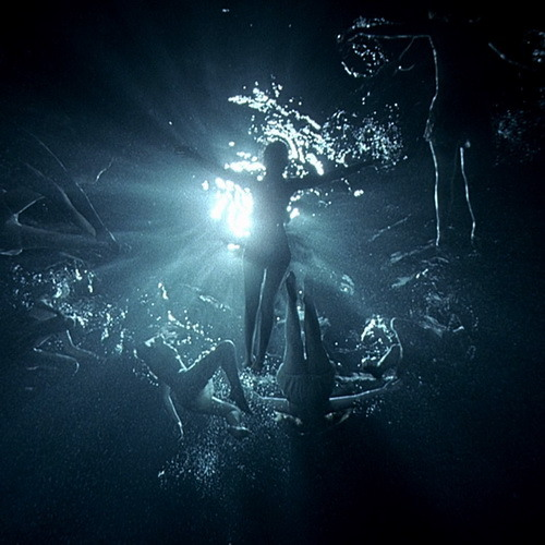 Anton Govorin - Swimming at Night