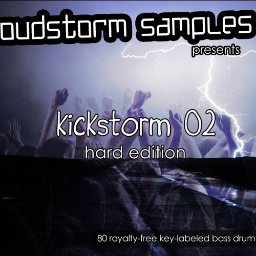 Cloudstorm Samples presents Kickstorm 002 [DEMO]