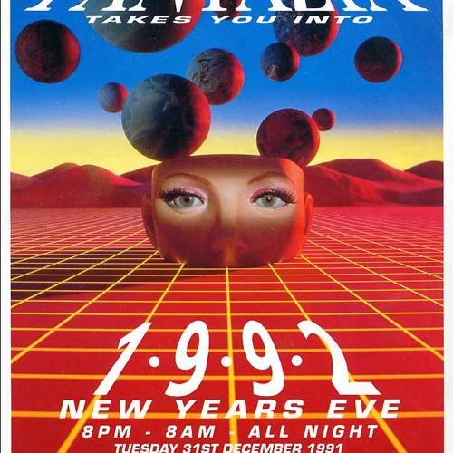 Carl Cox - Live @ Fantazia NYE 1991, Westpoint (31.12.91) 2