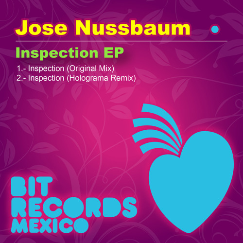 Jose Nussbaum - Inspection (Original Mix) cut