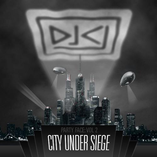 DJCJ - City Under Siege (Mixtape)