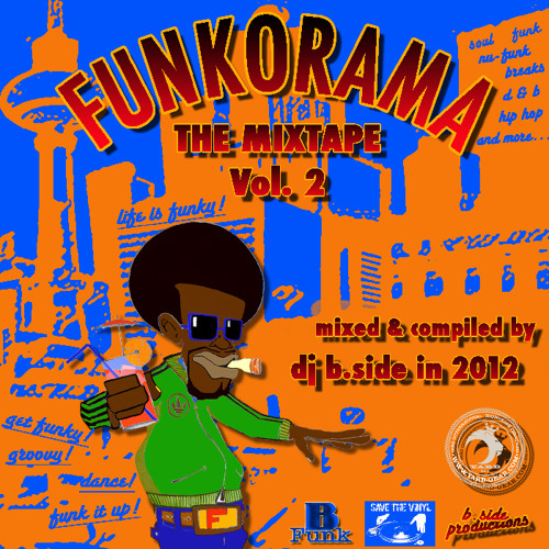 Dj B.Side - FUNKORAMA Vol. 2 (powered by YARD Gear)