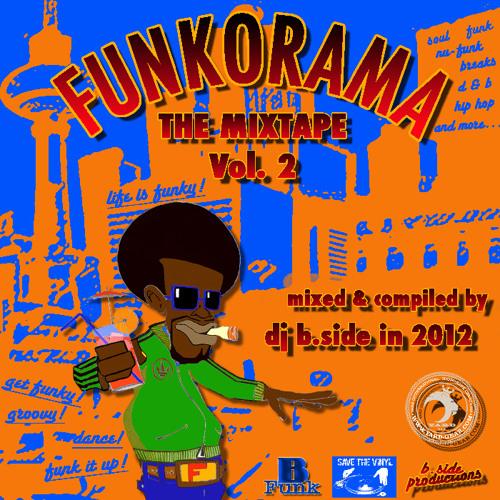 Dj B.Side - FUNKORAMA Vol. 2 (powered by YARD Gear)