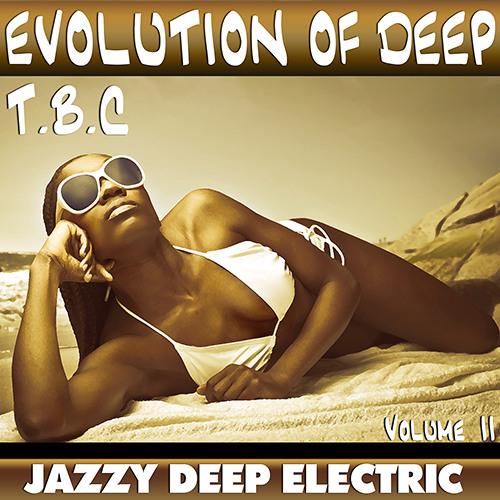 Deep House Lovers' Download and enjoy Evolution of Deep Volume II.
