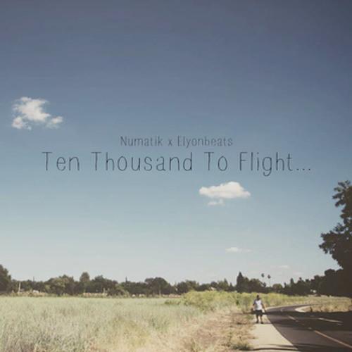 Elyon x Numatik - Ten Thousand To Flight [Grover Remix]