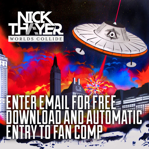 Nick Thayer - Worlds Collide (The Late Show remixes)