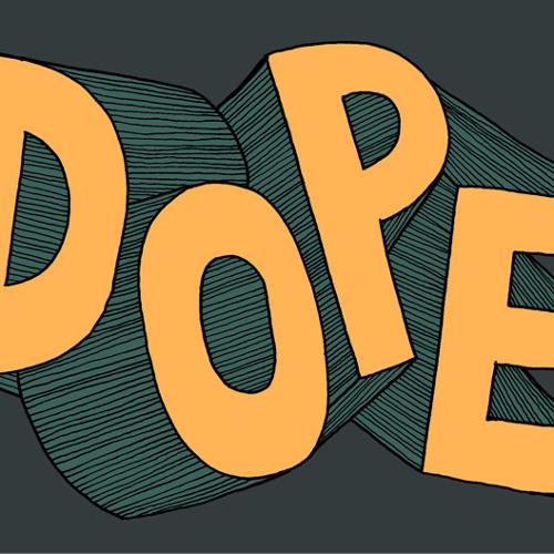 "Swim and Riffs-Feelin' Dope (Humb Remix-Coming to Dykpie 12"" )"