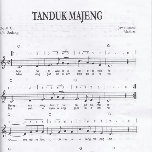 Lagu Daerah Madura - Tanduk Majeng