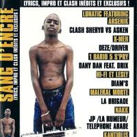 Cover mp3 Lunatic & Arsenik, 16 rimes / Sang dencre (2000