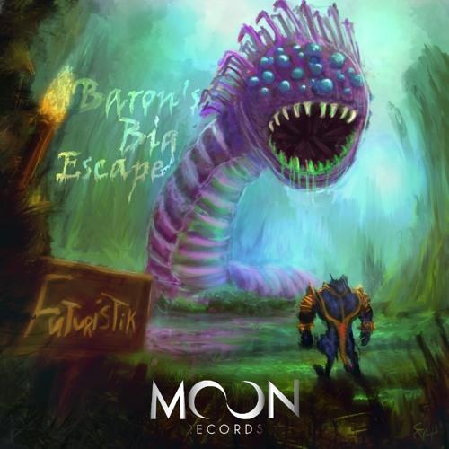 Futuristik - Baron's Big Escape (Original Mix Preview) [Moon Records]