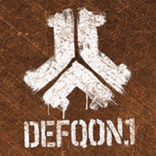 Defqon.1 2013 | SILVER | Dr. Peacock