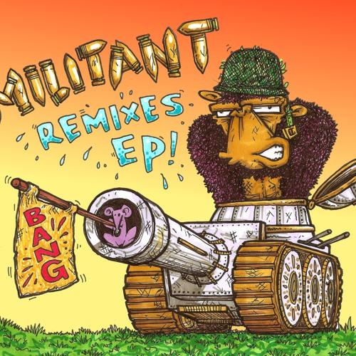 Earl Grey + Dr...um - Militant (Double O Remix)