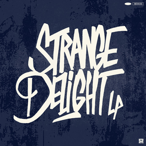 ARP XP & MAURS - Strange Delight (available July 22 /// digital only)