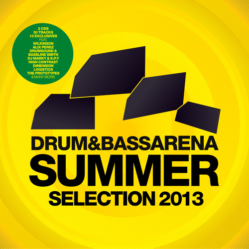 A.M.C & DBR UK - Blue Waters Ft Robby Stone - D&BA Summer Selection 2013