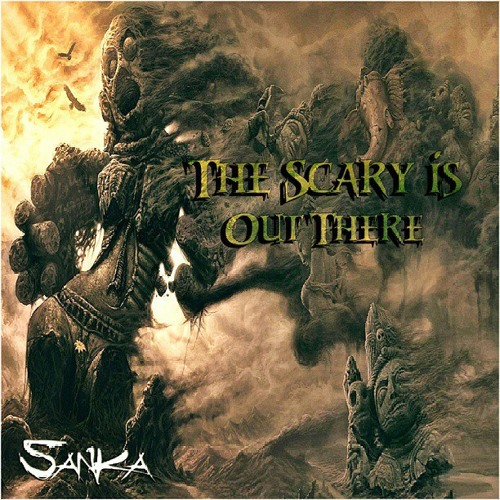 The Scary is Out There (Muzenga Records)