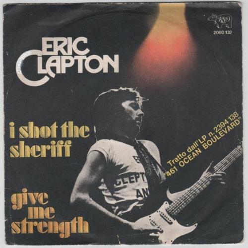 Eric Clapton - I Shot The sheriff (Dj Disse special Dub)