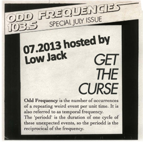 2013-07 #Radio show hosted By Low Jack  #Redbullstudios