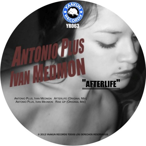 Antonio Plus, Ivan Medmon - Afterlife EP