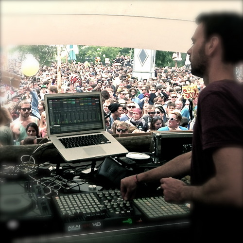 Schlepp Geist Live @ Fusion Festival 2013 (Tanzwiese)
