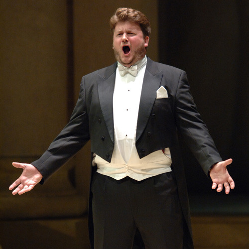 Seattle Opera IWC 2006: James Rutherford, Hans Sachs