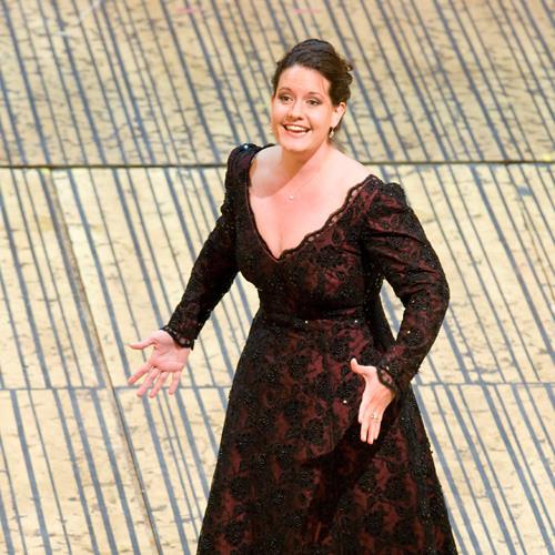 Seattle Opera IWC 2008: Elza van den Heever, Elsa