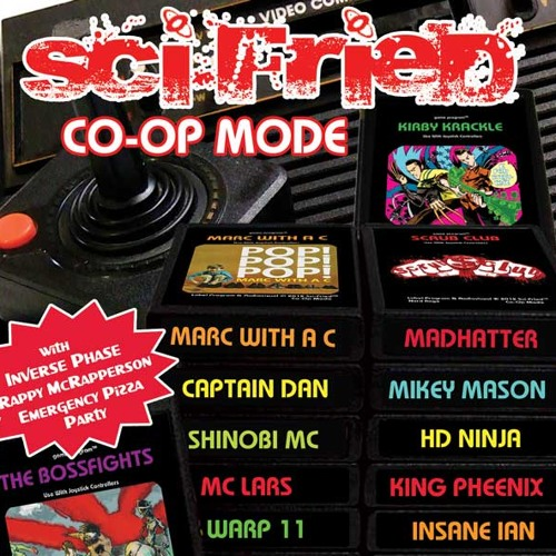 Sci-Fried & MC Lars - Hardcore Casual Gamer