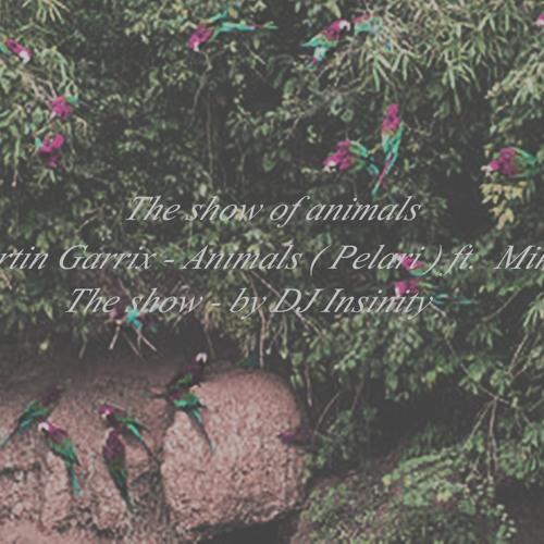 Show Of Animals/ Martin garrix - Animals ( Pelari ) ft. Mika Mago - The Show  by Dj insinity