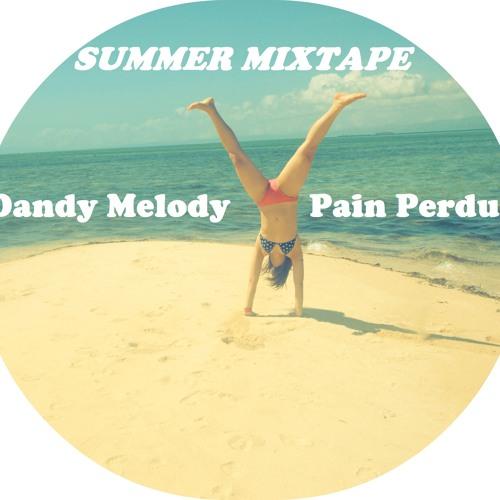 Dandy Melody x Pain Perdu - Summer mixtape