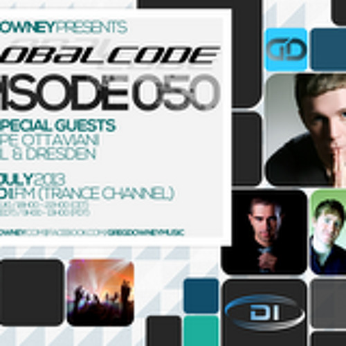 Greg Downey Pres Global Code Episode 050 with guests Gabriel and Dresden, Giuseppe Ottaviani