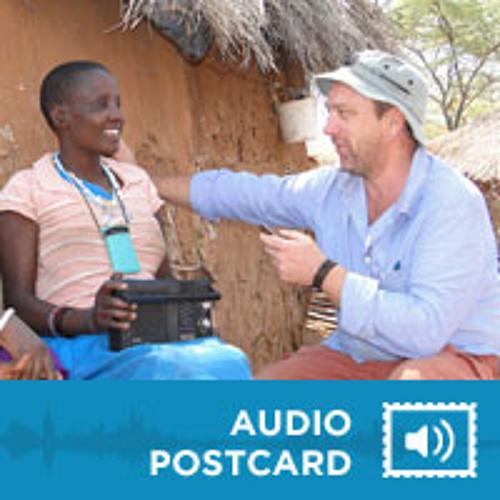 Audio postcard: Gathering stories for Farm Radio Weekly