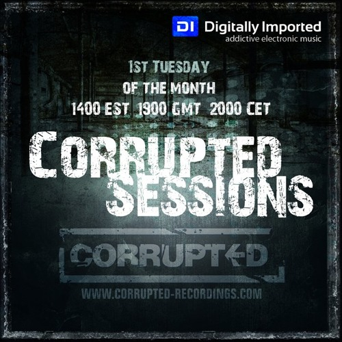 Corrupted Sessions#27(UK)guest Phabian - July 2013 - DI.fm radio show