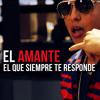 (92) EL AMANTE - DADDY YANQUE FT J ALVAREZ (DJ FARRUKO) (INTROMIX) (EL QUE SIENPRE TE RESPONDE) Portada del disco