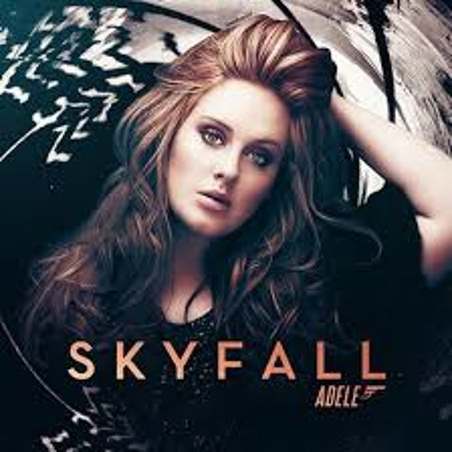 cover song skyfall by adelle