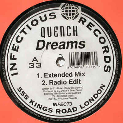 Quench - Dreams(Club Mix)