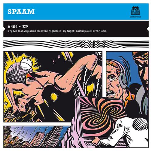 BOXON045 - SPAAM - ERROR 404 EP