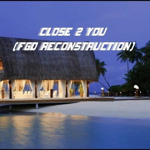 Maxi Priest - Close 2 You (FGD Reconstruction