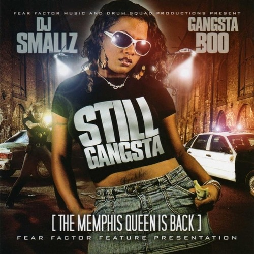 Gangsta Boo Is Back