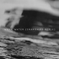 Banks - Warm Water (Snakehips Remix)