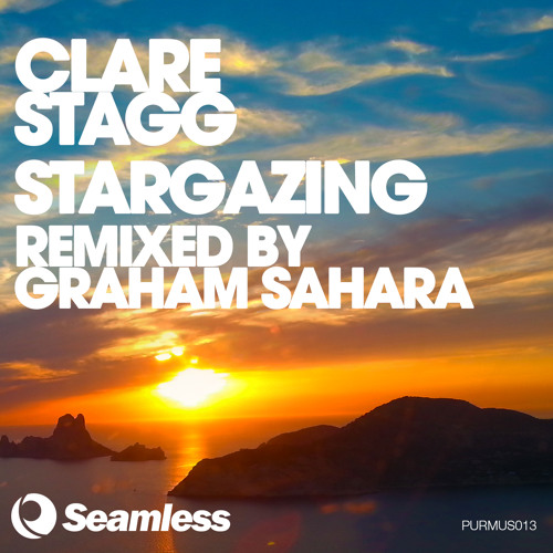 Clare Stagg - Stargazing (Graham Sahara Club Mix) PREVIEW