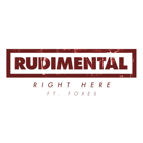 Rudimental - Right Here (Krystal Klear Remix)
