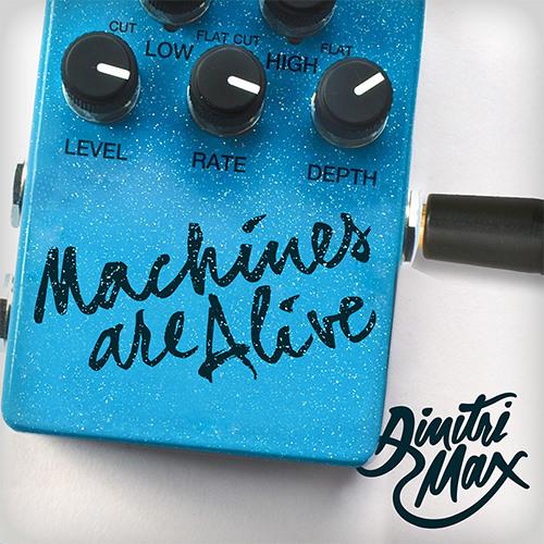 Machines Are Alive