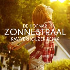 De Hofnar - Zonnestraal (Kav Verhouzer Remix) [Free Download]