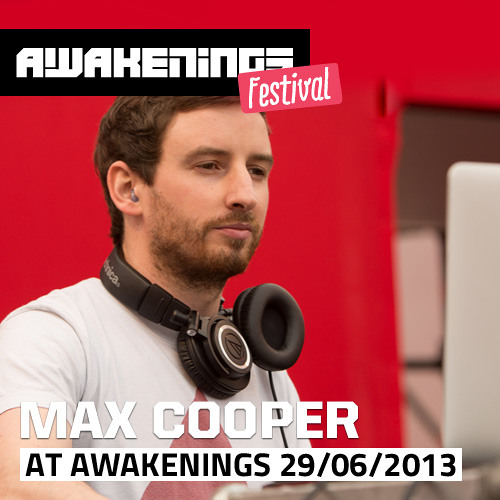 Max Cooper Live at Awakenings Festival 2013