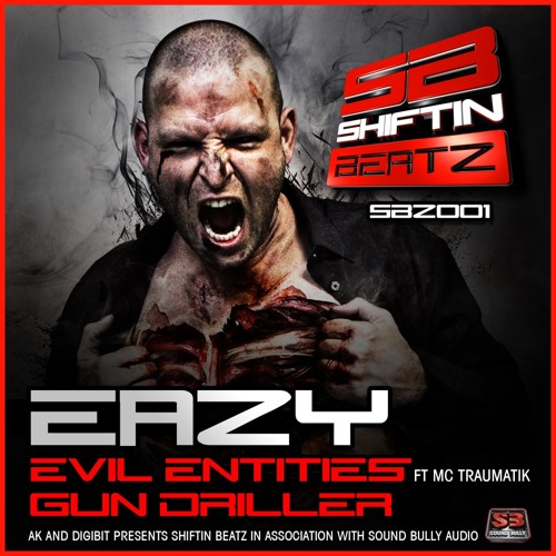 Eazy - Evil Entities (Supported By Fabio & Grooverider On Ministry Of Sound Radio)
