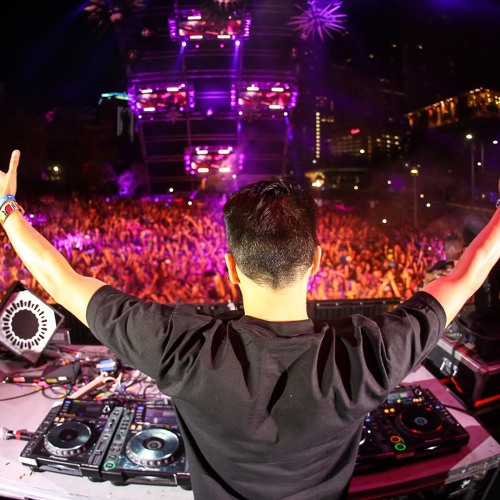Laidback Luke - Live @ Electric Daisy Carnival (Vegas)[Mixmash Radio] - 23.06.2013