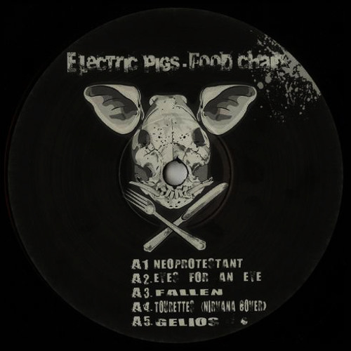 Electric Pigs - Sweat And Blood